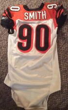 2004 Bengals Game Used / Issued  Jersey ( Justin Smith)