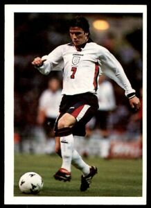 PG Tips - International Soccer Stars (1998) David Beckham (England) No. 17