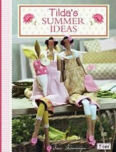 Tilda's Summer Ideas by Finnanger, Tone Paperback Book The Cheap Fast Free Post