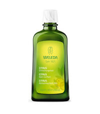 2 x 200ml WELEDA Citrus Refreshing Bath Milk 400ml