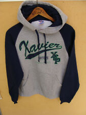 Jerzees Xavier Gators XCP Hooded Sweatshirt Performance NCAA Size M