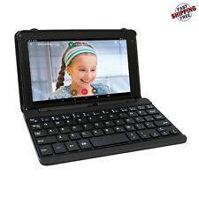"""Tabletas Tablets Android Con Teclado Profesional Para Trabajo Uso Normal 7"""" HD"""