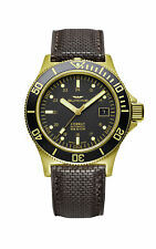 Glycine Men's 3908.292.LB9FS Combat Sub Automatic 42mm YG PVD Watch - GL0186