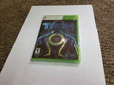 Tron: Evolution (Microsoft Xbox 360, 2010) new sealed