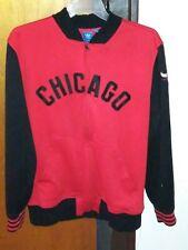 Chicago bulls addidas jacket size L Red & Black