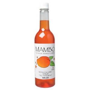 Alchemy Soda Company Mambo Cordial 750ml