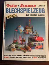 Tin Toys Collection Tinplate Vintage Toys (German)