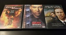 Lot Of 3 Nicolas Cage Dvds Ghost Rider 8mm Lord Of War Tested Free Shipping (BX2