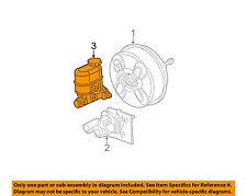 GM OEM-Brake Master Cylinder 19209191