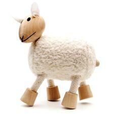 Sheep-Anamalz (de Madera Animales Juguetes)