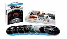 Fast & Furious 1-7 Blu-Ray Boxset (UV Code, Ltd Edi Digibook + Car + Bonus Cont)