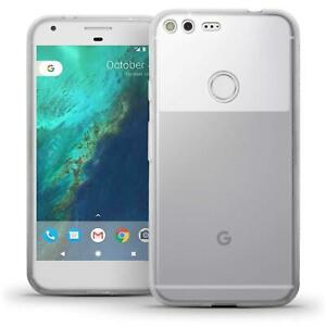 For Google Pixel Clear Gel Phone Case Slim Silicone TPU Back Cover
