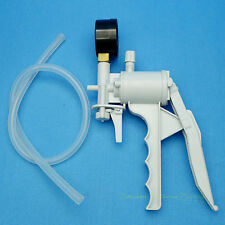 Lab Hand-held Vacuum Pump,Handle Vacuum Pressure Suction Pumps,Max 550mm Hg