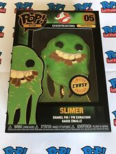 Funko Pop Pin Slimer Chase Edition - Ghostbusters - New