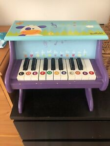 kids Wooden Toy Piano