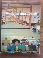 Tradition & Revolt Imperial China Empires Islandsof Rising Sun Chinese Book HB