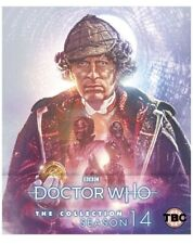 Doctor Who The Collection: Season 14 (Blu Ray) New and Sealed 2nd Edition