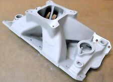Chevrolet Perf 10051103 SBC Bow Tie Intake, Single Plane, 4150 Flange, Ported,
