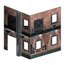 Sci-Fi K3: BLOCK - Casa a 1 piano SCENARIO PRONTO PER WARHAMMER 40K - NUOVO