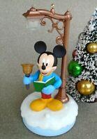 Hallmark Disney Christmas Carolers Merry Mickey Mouse With Music, Light & Motion