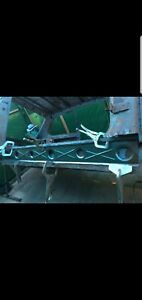 Mk1 Golf caddy Sill Strengthening Panel (pair)