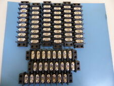 MCMASTER  7527K88 Qty of 9 per Lot TERM BLOCK 8 POS