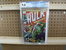 CGC 9.8 Hunt For Wolverine 1 6/18 Shattered Variant Hulk 181 Homage Cover