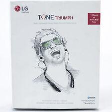 LG HBS-510.ACUSBKI Tone Triumph Wireless Stereo Headset Black