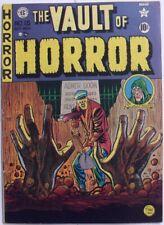 THE VAULT OF HORROR #15 (1950) FN- 5.5  GOLDEN AGE E.C HORROR