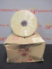 Bemis Tape BT-10 Industrial Packing Case Sealer Seam Tape Lot of 4 New