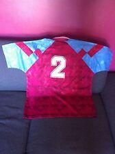maillot shirt trikot maglia aston villa england vintage collector xl