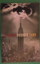 Salman Rushdie, Fury, Paperback