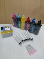 Refillable ink cartridges For Epson # 98 For Epson Artisan 600/700/800/710/810/