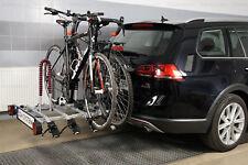 Universel Porte-vélos sur attelage pour 4 vélos AMOS TYTAN 4 + un cadeau