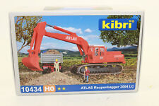 Kibri 10434 Atlas Crawler Excavator 2004 LC 1:87 H0 NEW ORIGINAL PACKAGING