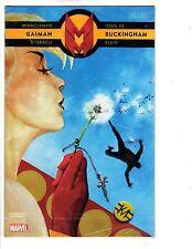 2 Miracleman Marvel Comic Books # 2 3 Neil Gaiman Buckingham Klein Sealed WM7