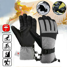 Skihandschuhe Ski Handschuhe Winter Fahrradhandschuhe Herren Damen Kinder DE