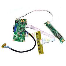 RT2270 VGA LCD Controller Board Driver For QD14TL01 QD14TL02 1280*800 CCFL