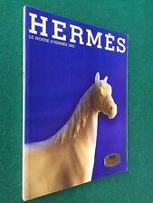 LE MONDE D'HERMES (FRA 1992) Rivista/Magazine Moda/Fashion