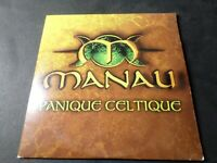 CD SINGLE, MANAU, PANIQUE CELTIQUE, 2 titres, d occasion, bon état