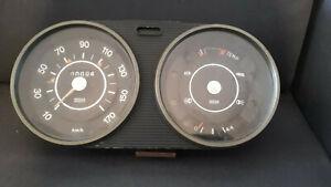 Fiat 124 Special Instrumentation New Veglia Borletti