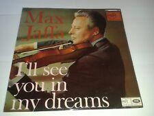 "Max Jaffa – ""I'll See You In My Dreams""  LP (1965) MFP 1017 Music For Pleasure"