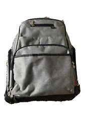 Fisher Price Diaper Bag Backpack Gray