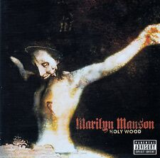 MARILYN MANSON : HOLY WOOD / CD - TOP-ZUSTAND