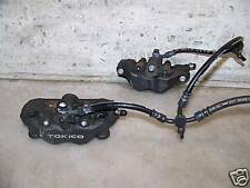 08 Honda CBR 600 RR Front Brake Calipers 600RR