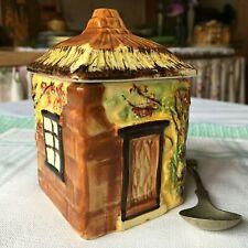 ~Charming 1950s Price Kensington PRESERVE Pot~Part of the Cottage Ware Range~