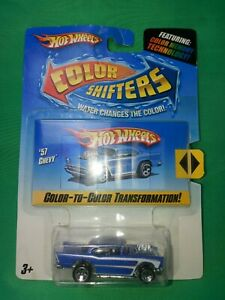 Hot Wheels Color Shifters 57 Chevy