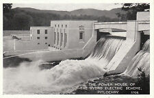Power House Of The Hydro Electric Scheme, PITLOCHRY, Perthshire