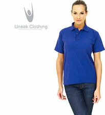 Polycotton Short Sleeve Singlepack Tops & Shirts for Women