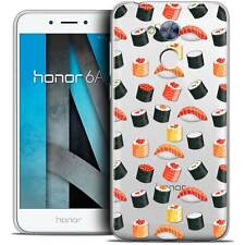 """Coque Crystal Gel Pour Honor 6A (5"""") Extra Fine Souple Foodie Sushi"""